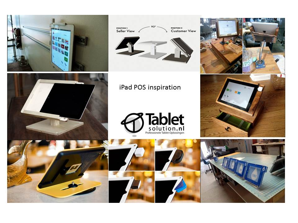 Ipad POS Inspiration