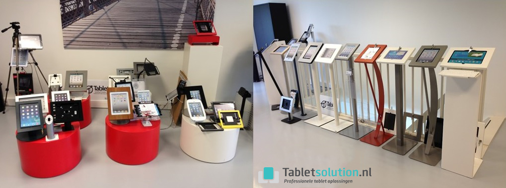 Showroom TabletSolution.nl