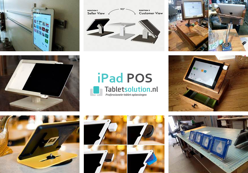 iPad POS Inspiration - TabletSolution.nl